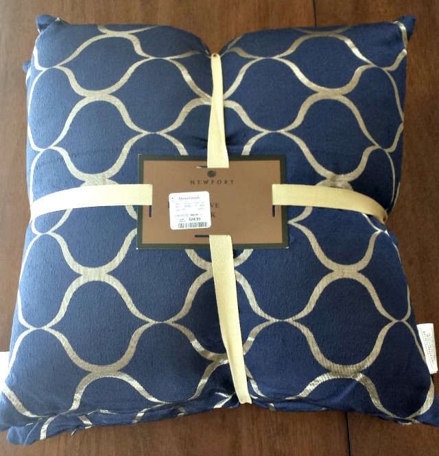 Decorative Pillows At Tj Maxx : Renuzit Pearl Scents Home Style Challenge + Giveaway [Closed]