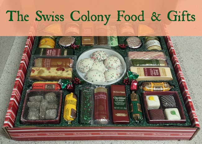 The Swiss Colony 27 Favorites Food Gift Assortment Review