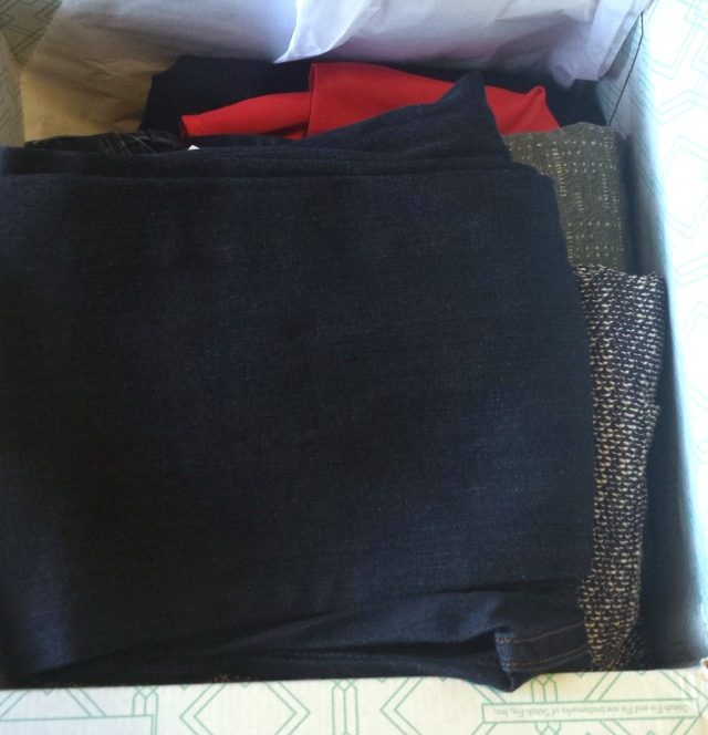 Stitch Fix Box