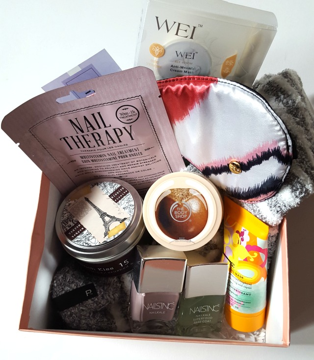 Birchbox Why Not Stay In