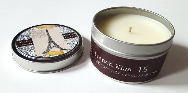TokyoMilk French Kiss Candle Tin Birchbox