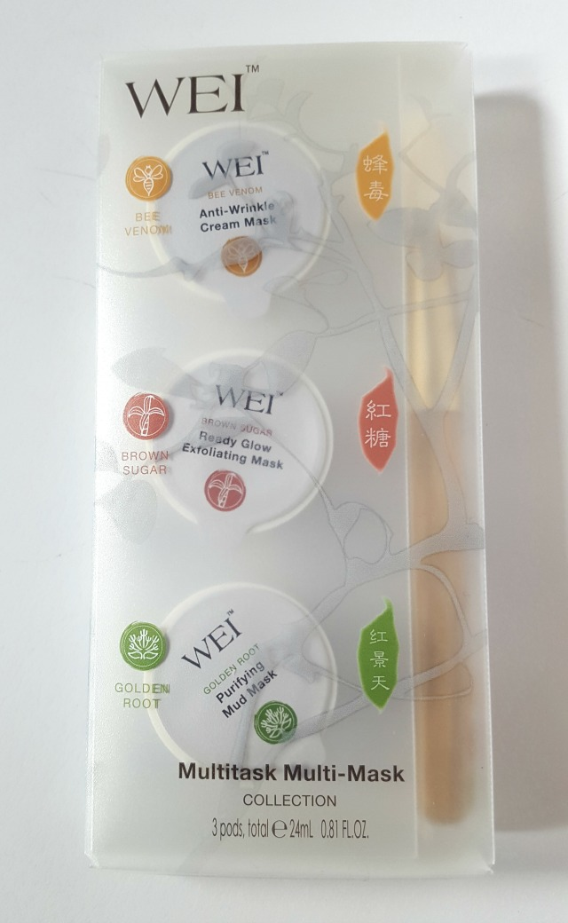 Wei Multitask Multi-Mask Collection Birchbox