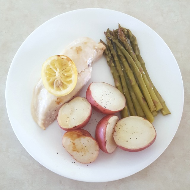 Zesty Lemon Chicken