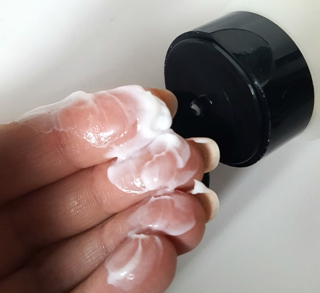 Pampered Skin Lotion Texture