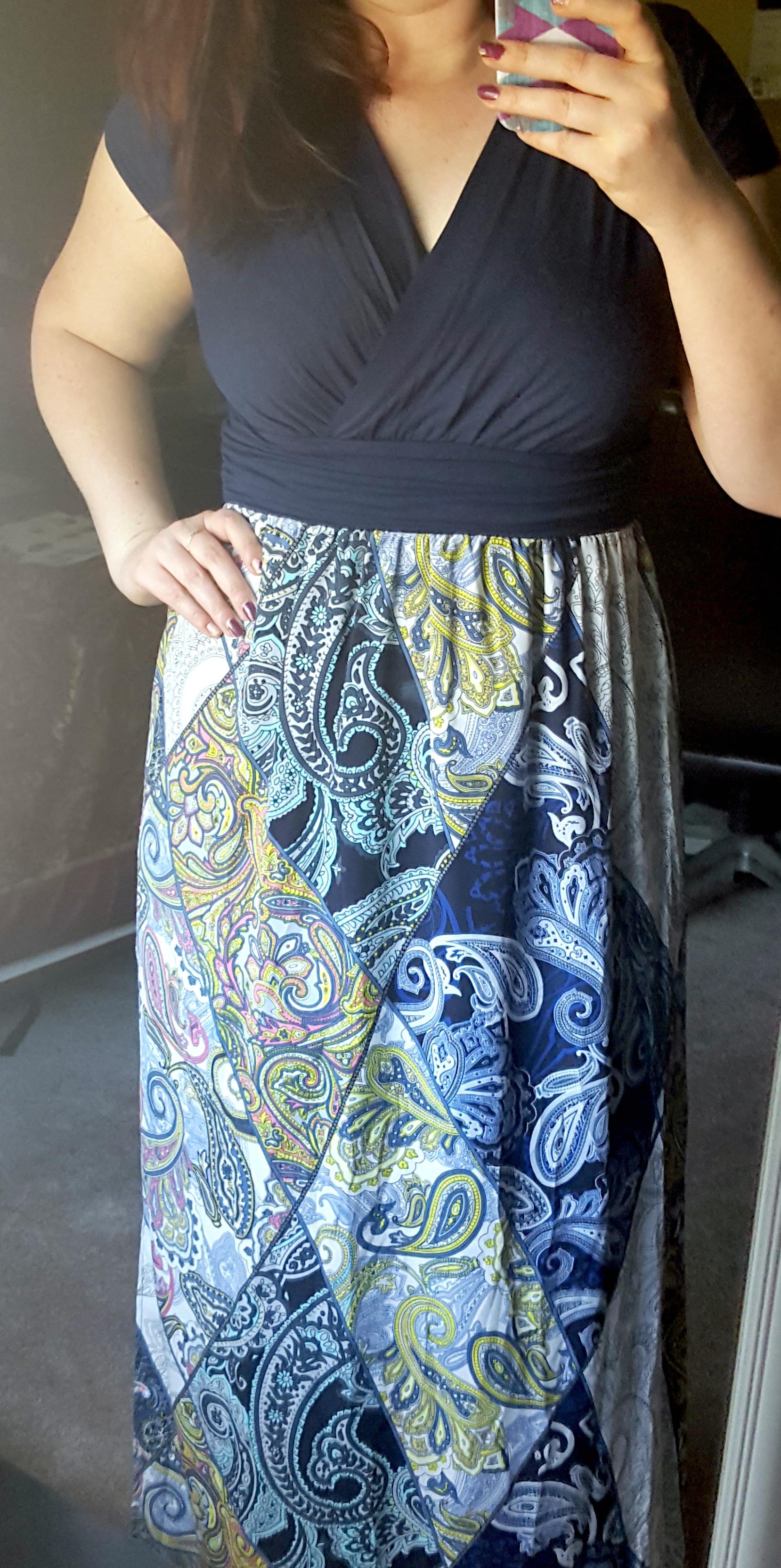 Gilli Shay Maxi Dress - Stitch Fix