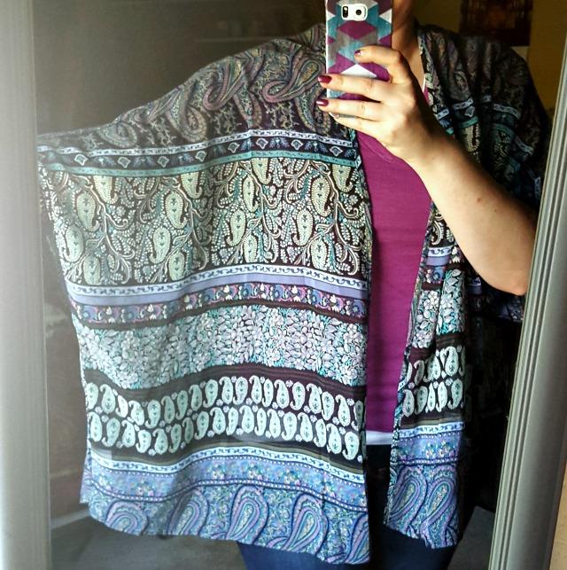 Papermoon Bellini Kimono Sleeve - Stitch Fix