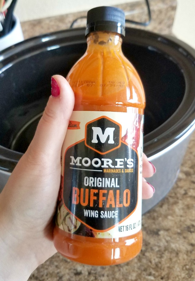 Moore's Original Buffalo Wing Sauce