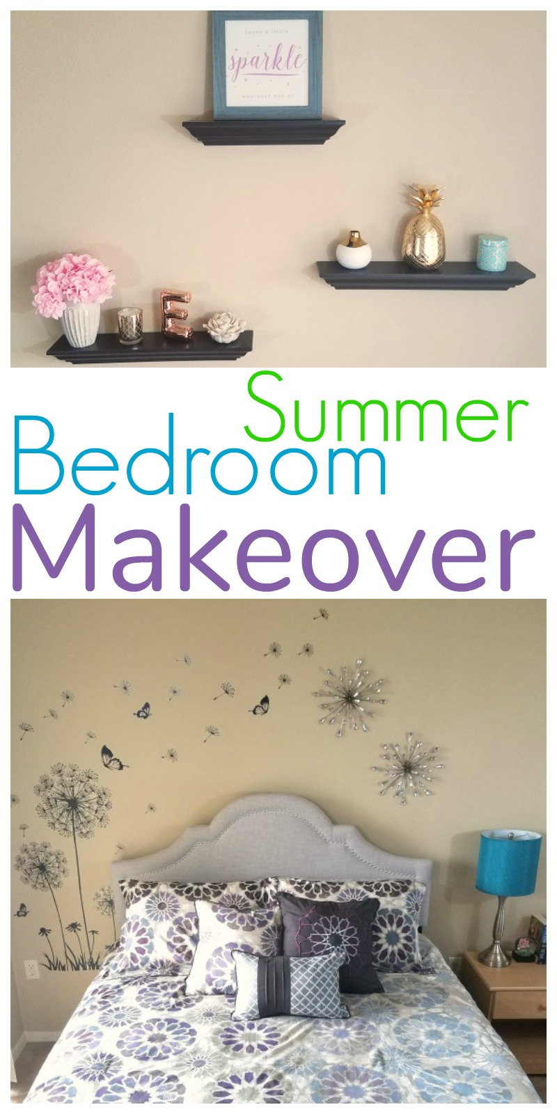 how to give your bedroom a makeover how to give your bedroom a summer makeover 21091
