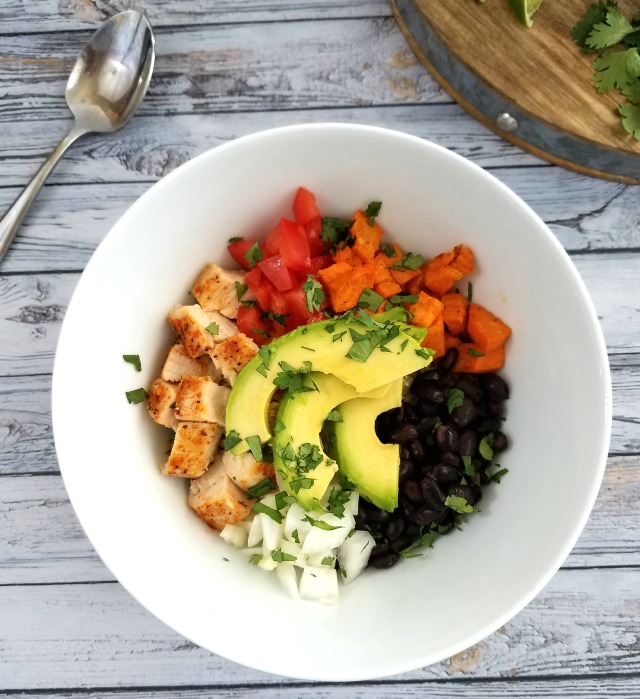 Quinoa Bowl Recipe