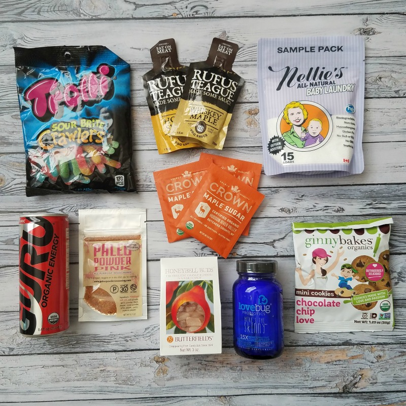 Daily Goodie Box September