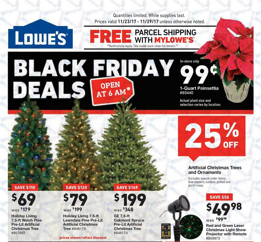 lowe's black friday