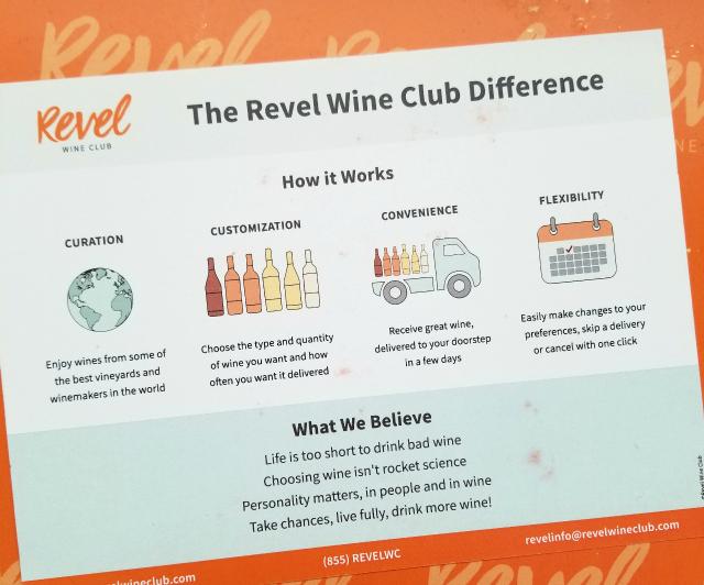 Revel Wine Club