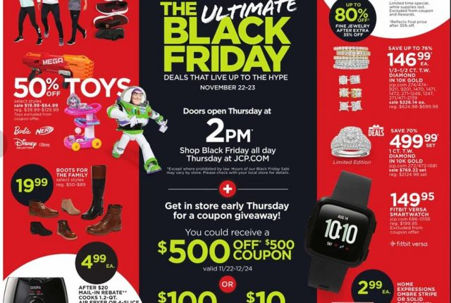 7c6bd157c41a JCPenney started their Online-Only Early Access Black Friday Sale! You ll  also be able to find info on their Coupon Giveaway that will take place on  ...